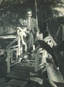 Avec mon père à Saint Domingue
